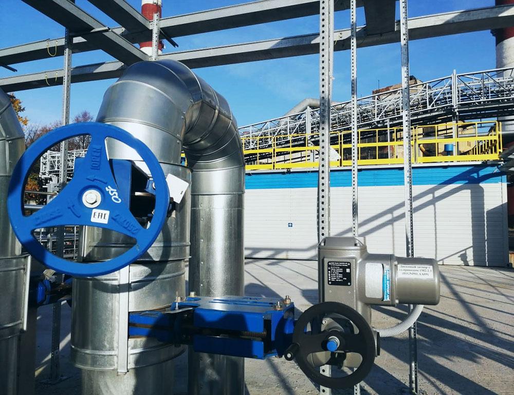 модуль очистки воды