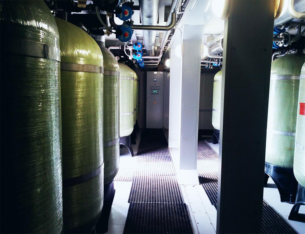модульные очистные сооружения хозяйственно бытовых сточных вод
